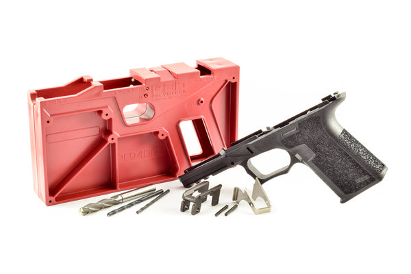*PRE-ORDER* Polymer80 PF940CL™ 80% Textured Compact Long Slide Pistol Frame Kit
