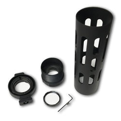 "Pantheon Arms Prometheus Take-Down Kit w/ 7"" Round Handguard for AR15"