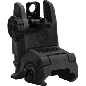 Magpul MBUS Sight - Rear - MDX Arms