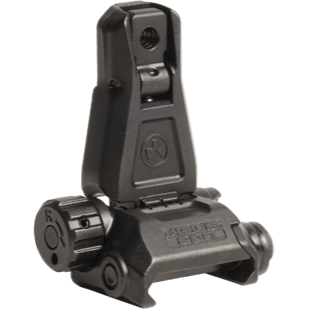 Magpul MBUS Pro Sight - Rear - MDX Arms