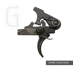 Geissele Super 3-Gun (S3G) Trigger, Small Pin .154 - MDX Arms