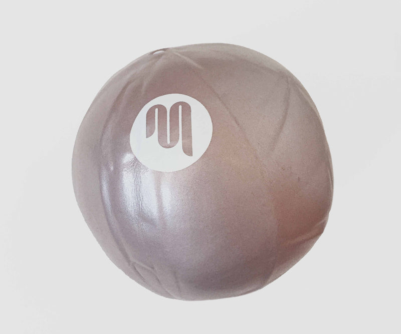 MoveActive Pilates Ball 20-22cm - Rose Gold