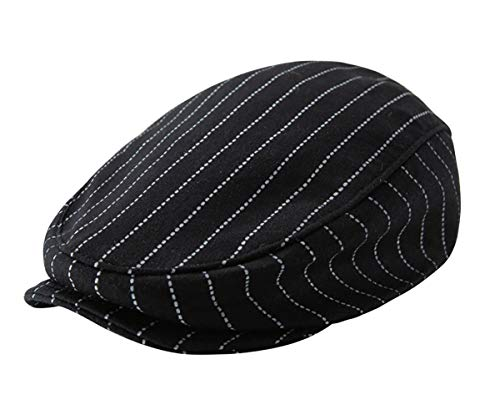 Styles I Love 2 Ways to Wear Flat Cap Ben Hogan Hat Striped Cotton Hat for Baby Toddler Boys Little Kids