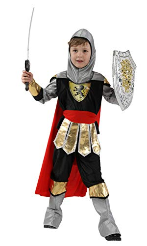 stylesilove Kid Boys Warrior Halloween Costume Cosplay Outfit Themed Event Birthday Party Clothing
