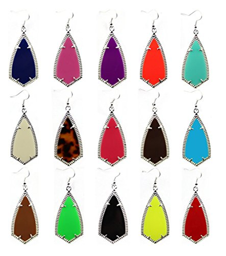 StylesILove Women Girls Antique Kite Inspired Design Drop Dangle Arrow Hook Earrings