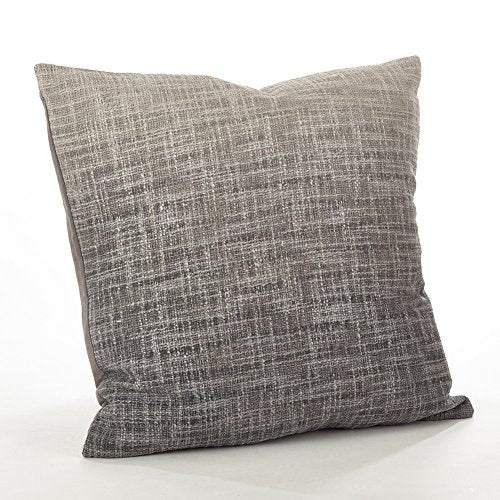 Fennco Styles Lancaster Collection Ombré Design Down Filled Cotton Throw Pillow - 3 Colors - 2 Sizes