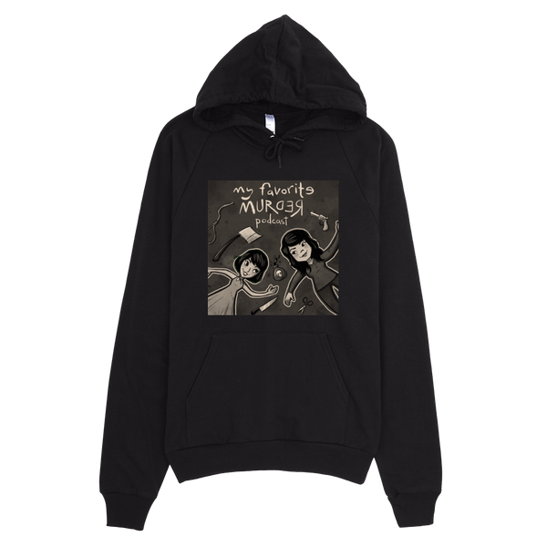 My Favorite Murder Official Drawing Hoodie - Unisex