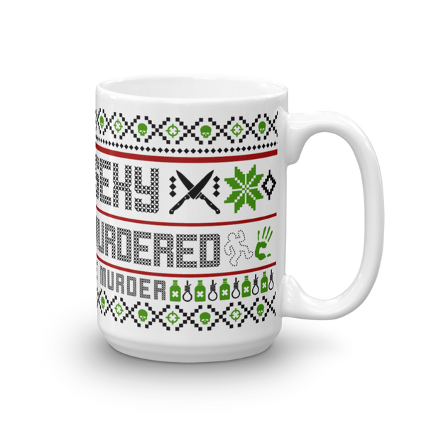 Stay Sexy Holiday Mug