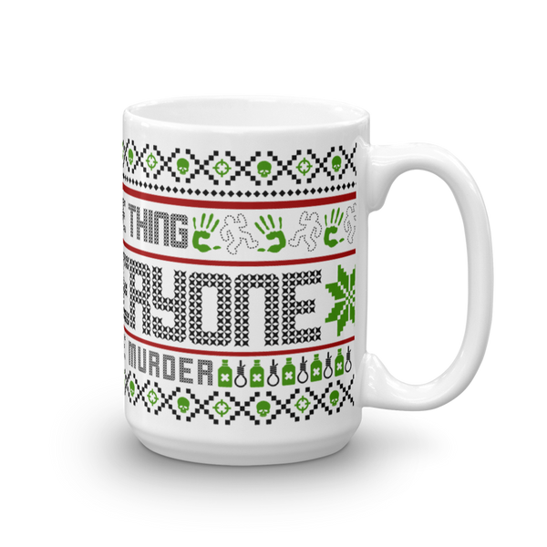 Fuck Everyone Holiday Mug