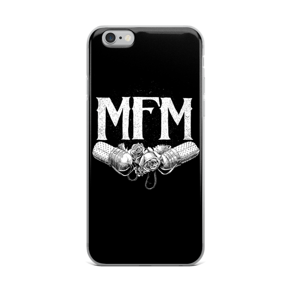 MFM Mics iPhone Case