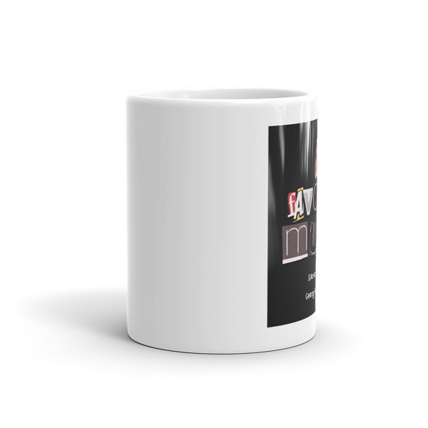 My Favorite Murder Official Logo Mug