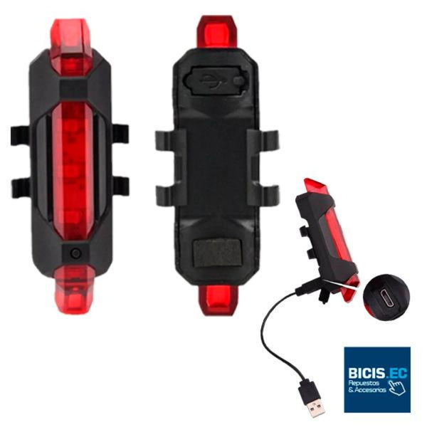 LUZ RAPID X USB RED POSTERIOR