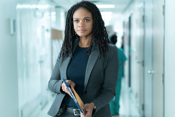 Kimberly Elise Death Wish
