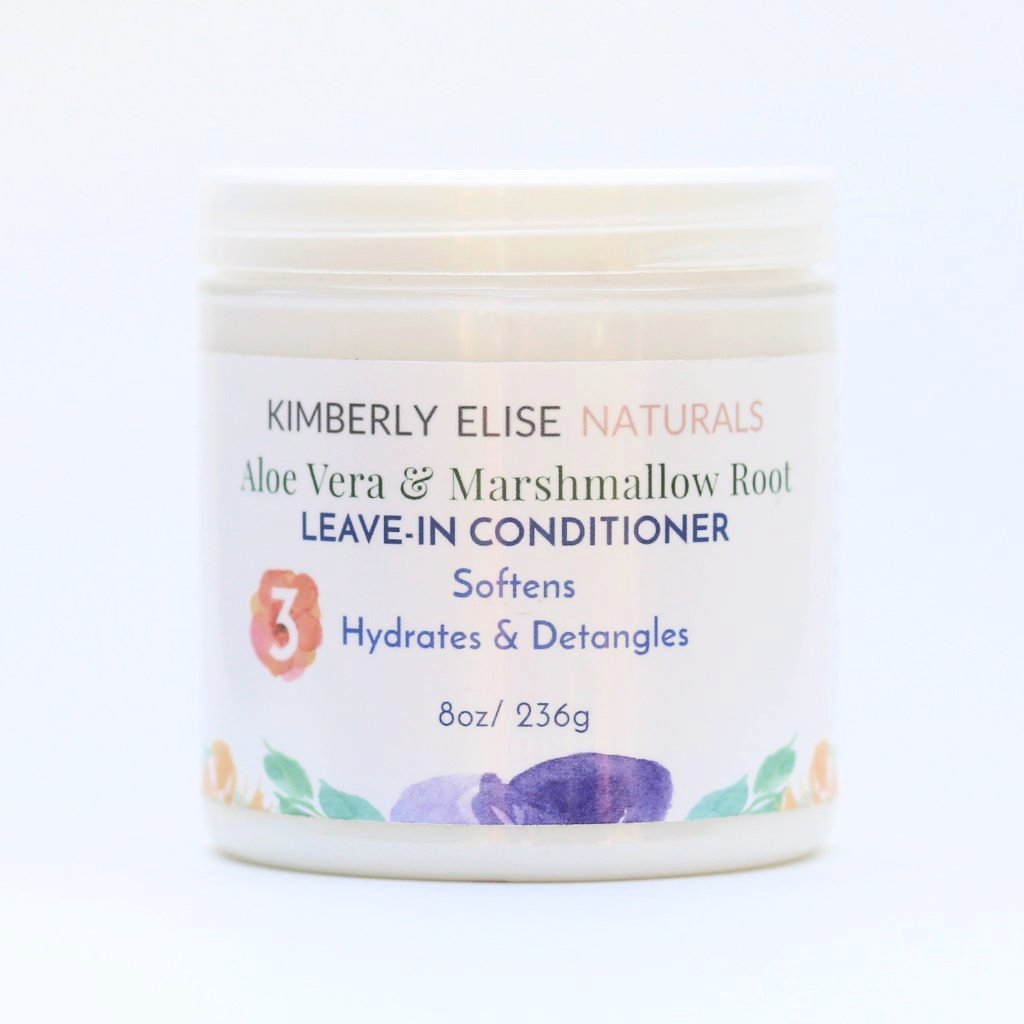 Kimberly Elise Naturals Aloe Vera Conditioning Leave-in with Marshmallow Root