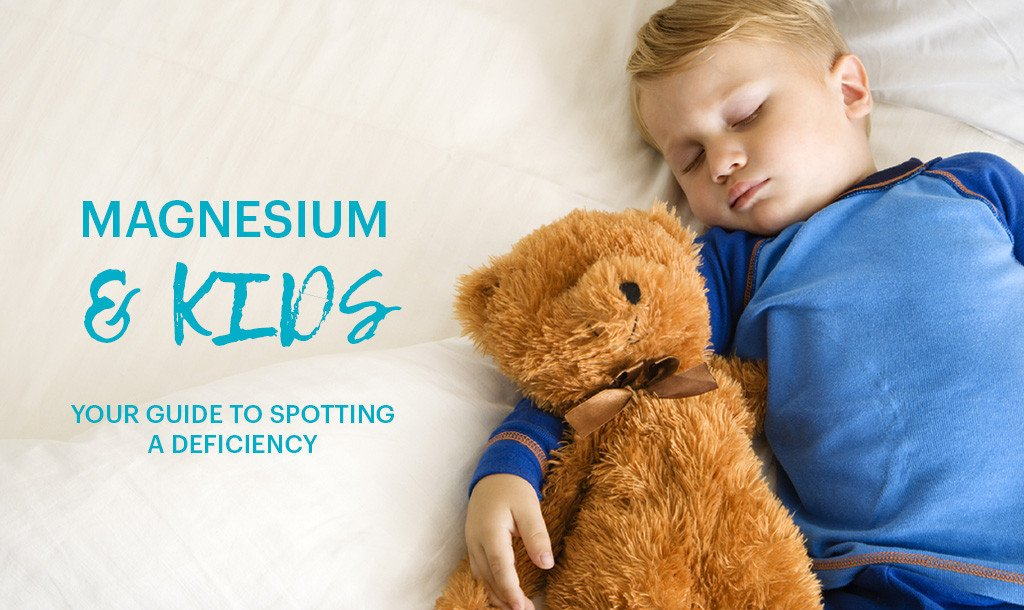 3 Ways of Spotting a Magnesium Deficiency in Kids