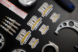 Stickers | HPA logo - 2 sizes