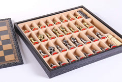 Chess Sets with Storage