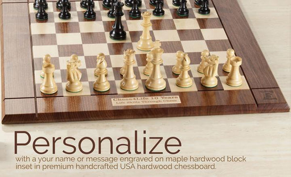 Personalized Chess Boards