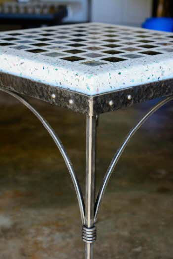 Glass, Granite, And Marble That Would Otherwise Be Discarded Is Saved By  Various Outlets That Are More Than Happy To See The Material Put To Work.
