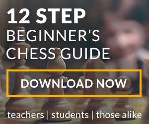 12 Step Beginner's Chess Guide
