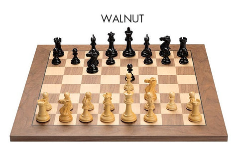 Walnut DGT USB Electronic Chess Board