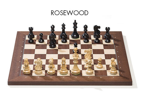 Rosewood DGT USB Electronic Chess Board
