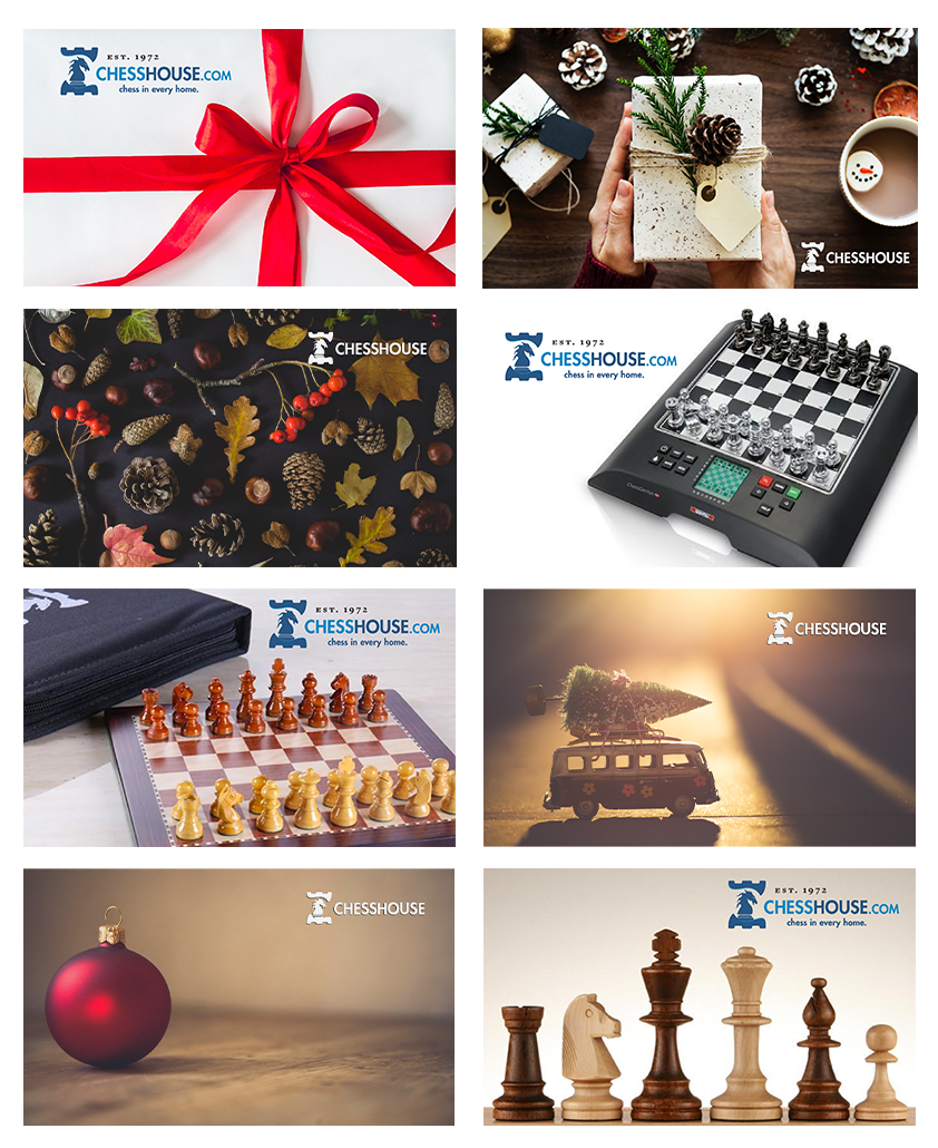 Chess House Gift Cards