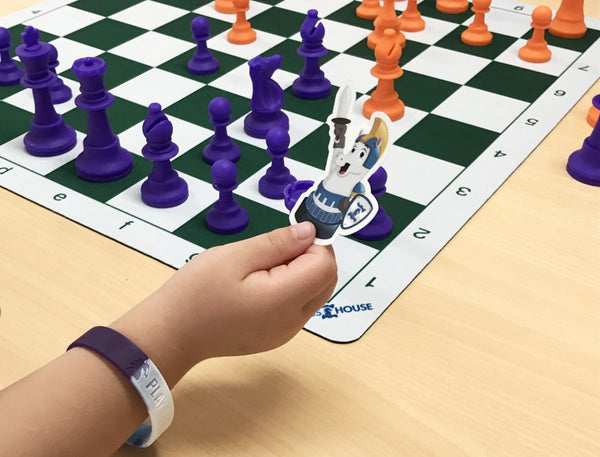Prizebox incentives for the chess classroom