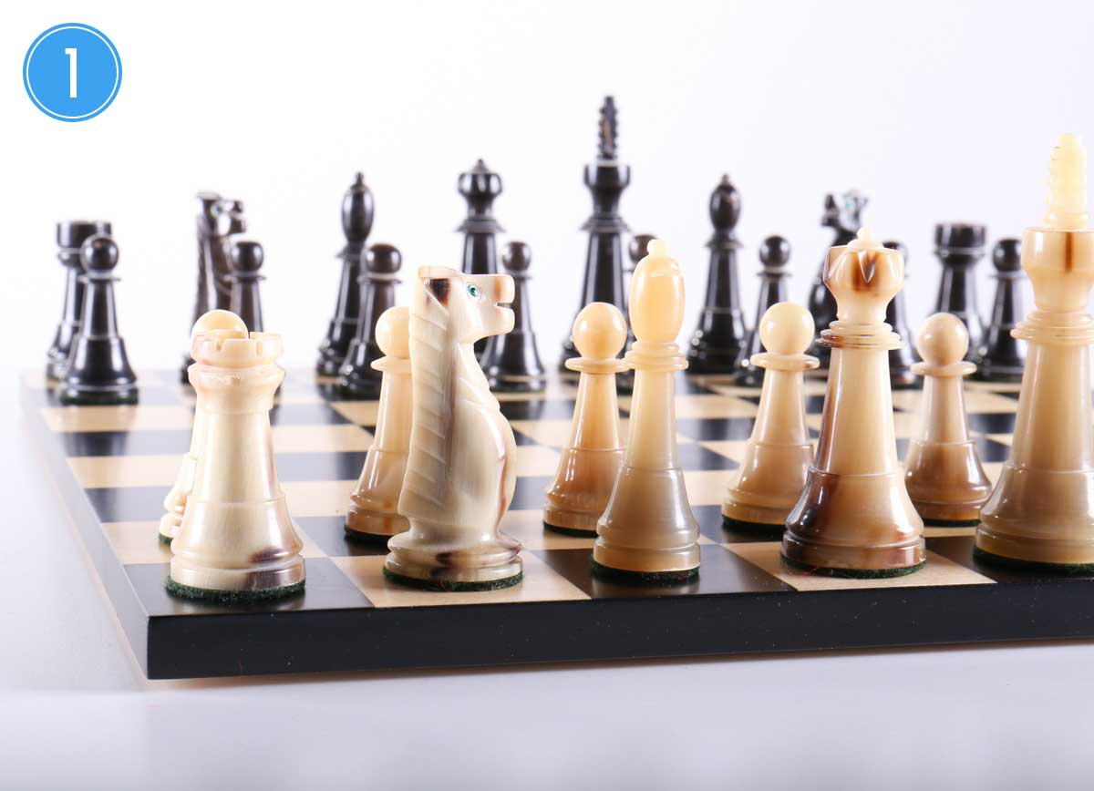 Warren Chess Set 1