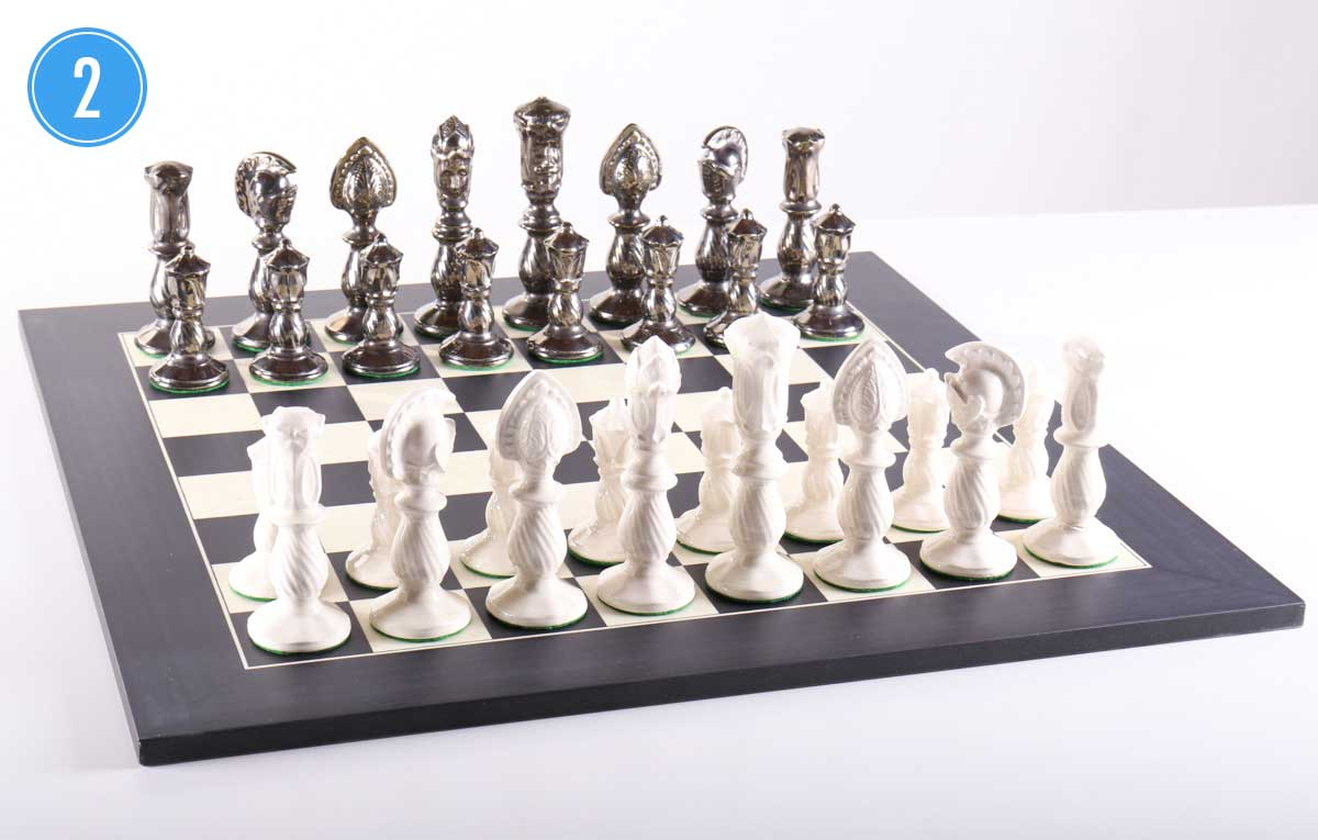 Warren Chess Set 2