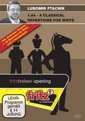 1.d4: Classical Repertoire for White - Ftacnik - Software DVD - Chess-House
