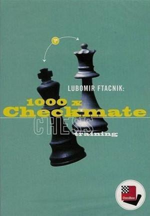 1000 x Checkmate - Ftacnik (CD) - Chess CDs and DVDs