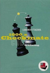 1000 x Checkmate - Ftacnik (CD) - Software DVD - Chess-House