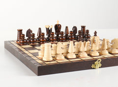 "12"" Royal Maxi Chess Set - Chess Set - Chess-House"