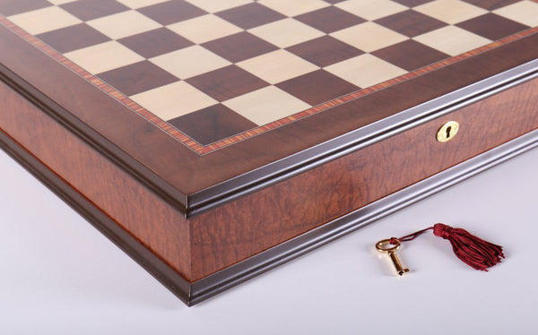 "16 3/4"" Ultimate Cabinet Chess Storage Board - Board - Chess-House"