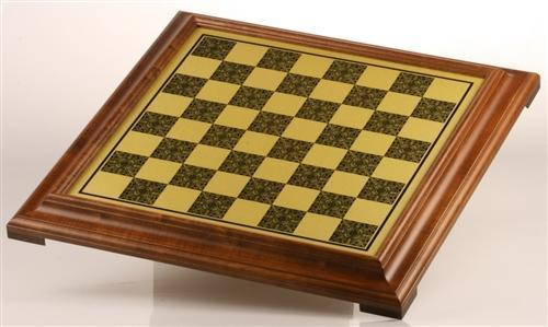 16 inch Classic Pedestal Chessboard - Chess Boards