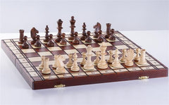 "16"" Jowisz Wooden Chess Set - Chess Set - Chess-House"