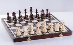 "16"" Olympic Wooden Chess Set - Chess Set - Chess-House"