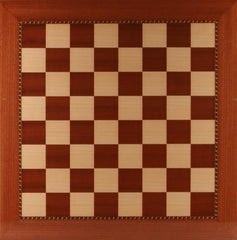 "17 3/4"" Wood Board - Board - Chess-House"
