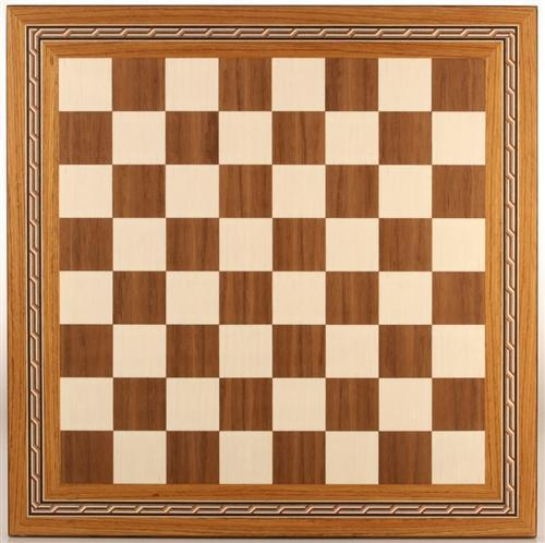 "17.5"" Mosaic Chessboard - Board - Chess-House"