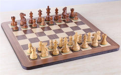 "19"" English Staunton Chess Set - Chess Set - Chess-House"