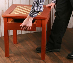 "19"" Four In One Game Table - Table - Chess-House"