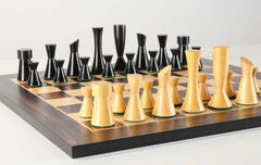 "19"" Modern Chess Set - Chess Set - Chess-House"