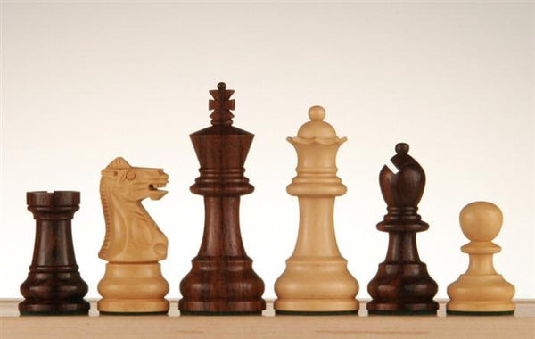 "2 3/4"" Rosewood Chess Pieces - Piece - Chess-House"