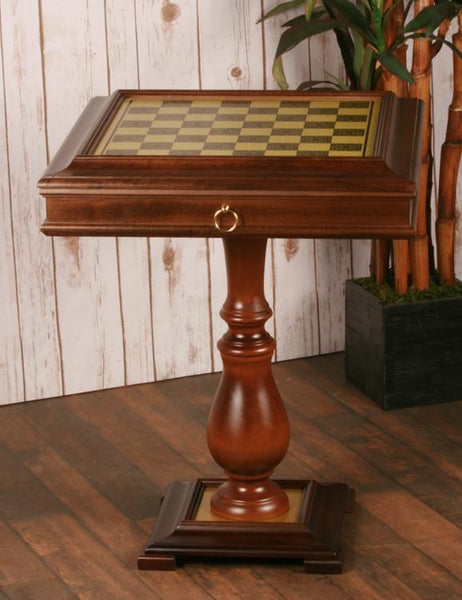 "20"" Chess, Checkers, and Backgammon Table - Table - Chess-House"