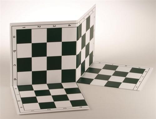 "20"" Double Fold Vinyl Covered Chess Board - Board - Chess-House"