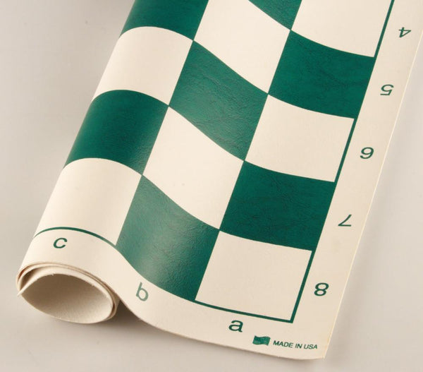 "20"" Premium Quality Vinyl Roll-up Chess Board (USA) - Board - Chess-House"