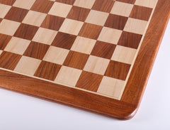 "21"" Acacia Chess Board - Board - Chess-House"