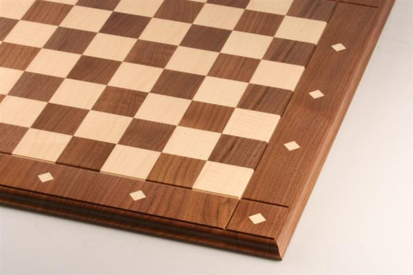 "21"" Hardwood Designer Chessboard JLP, USA - Board - Chess-House"
