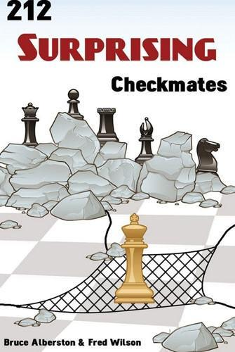 212 Surprising Checkmates - Alberston - Chess Books